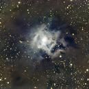 Iris Nebula,                                edomtset