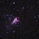 M17 - Omega Nebula (aka Swan Nebula),                                seigell