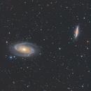 Messier 81-82,                                Barnabás Bácsik
