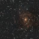 IC342 LHA-RGB,                                Stéphan & Fils