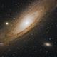M31 Andromeda Galaxy,                                aatdalton