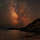 Milky Way - Acadia National Park,                                David McGarvey