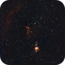 Région d'Orion,                                Daniel Fournier