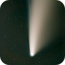 Comet NEOWISE C/2020 F3,                                Keith Lisk
