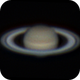First Saturn with barlow and motors,                                Marcos González T...