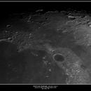 North lunar landscape - 2021/10/17,                                Baron