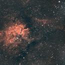 NGC 6823, HOO,                                Stephen Garretson