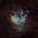 NGC 7822 (or Cederblad 214?),                                Sharky