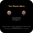 Planet Mars on Oct 10th,                                astropical