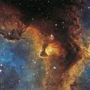 IC1871 in Soul Nebula - SHO,                                Thomas Richter