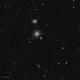 NGC3607-NGC3608-NGC3605,                                Gordon Hansen