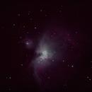 Great Orion Nebula - M42,                                AlastairLeith