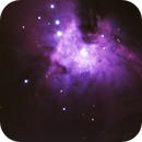 First M42 with planetary camera,                                Marcos González Troyas