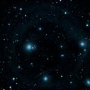 M45 Pleiades Star Cluster,                                Jan Scheers