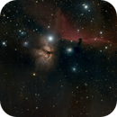 NGC2024 in widefield, this time reprocessed with PI,                                Ian Dixon