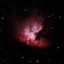 Pacman Nebula (NGC 281),                                jacobd