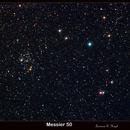 Messier 50,                                Lawrence E. Hazel