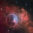 NGC 7635 - Bubble Nebula - Telescopio Nazionale Galileo :-),                                Daniel Nobre
