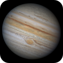 Jupiter with GRS on July 1, 2021,                                Chappel Astro