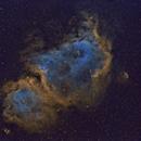 IC 1848, Soul Nebel,                                mdohr