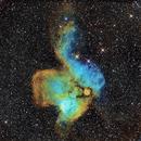 NGC 2467 Skull and Crossbones Nebula SHO,                                KaedekaShizuru