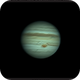 Jupiter & Great Red Spot, 9-7-19,                                Martin (Marty) Wise