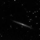 NGC5907 - 20200804 - MAK90 at F5.4,                                altazastro