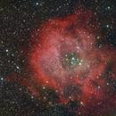 Rosette Nebula,                                Eric Kallgren