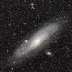 Andromeda (M31),                                Bertrand Lemasle