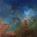 Melotte15 (IC1805)  T250 f/4  /  ATIK ONE  /  AZEQ6,                                Pulsar59