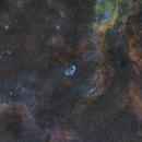 NGC 6888, The Crescent Nebula,                                Paul Kent