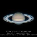 Saturn 2021-07-31,                                Greg Harp