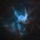 NGC 2359 Thor's Helmet Nebula,                                Roland Schliessus