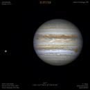 Jupiter & Ganymede,                                Christofer Báez