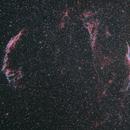 The Veil Nebula,                                Hideki