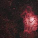 HaRGB M20 and M8,                                Trew Hoffman