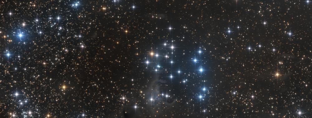 NGC 225 and VDB 4,                                Fritz