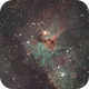 Eta Carinae,                                Kevin Burfitt