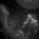 IC 59 et IC63,                                astronono