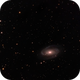 M81 Bode's, M82 Cigar and NGC 3077 Galaxies,                                Tristram