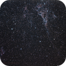 "NGC 6960 / NGC 6992 ""Dentelles du Cygne"" - APO 66/400,                                Jean-Baptiste Auroux"