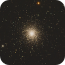 The Hercules Globular Cluster, M13 and NGC 6207 galaxy,                                raf2020