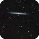 "NGC5907 ""Splinter galaxy"" in Draco,                                Patrick Duis"
