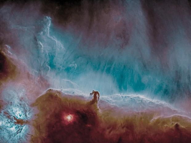 Starless Horse,                                Jonathan Young