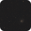 M101 - Galaxie du Moulinet,                                Francis Moreau