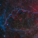 Vela Supernova Remnant from Telescope Live,                                Mauricio Christiano de Souza