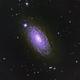 M 63, Sunflower Galaxy,                                w4sm