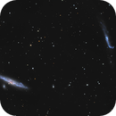 NGC4631 and NGC4656,                                silentrunning