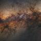 Milky Way Core - no tracking,                                Nico Carver