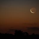 moon crescent landscape,                                Nicholas Jones